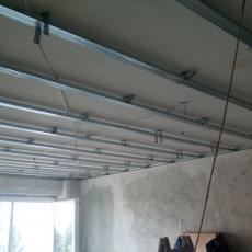 Направа на окачен таван