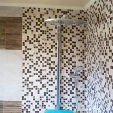 Лепене на фаянс и скъклокерамика в баня